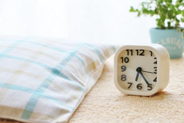 起きたい時に目覚める「自己覚醒」を習得し、快適な睡眠を!