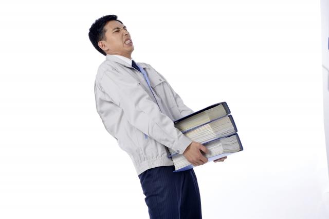 ぎっくり腰は予防できる!?その対策と予防法をご紹介