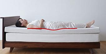 睡眠の質がアップする!体重が軽い人におすすめのマットレスはこれ!2