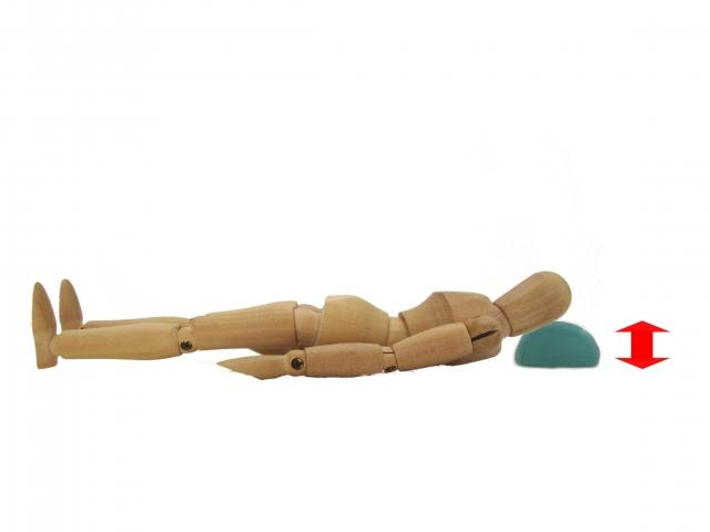 仰向け、横向き、どちらに合わせる?一晩じゅう快適な枕の選び方とは?2