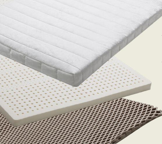 極上の寝心地で睡眠の質もアップ!天然ラテックスマットレスを使ってみませんか?3