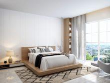 ベッドはどこに配置する?快適にぐっすり眠れる寝室レイアウトをご紹介