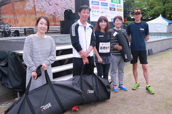 第Q回 高橋尚子杯 ぎふ清流ハーフマラソン参加レポートVo.2 14