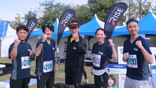 第Q回 高橋尚子杯 ぎふ清流ハーフマラソン参加レポート6