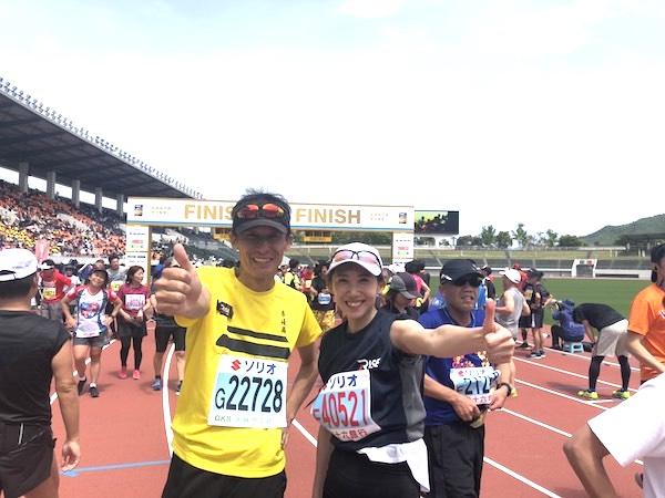 第Q回 高橋尚子杯 ぎふ清流ハーフマラソン参加レポートVo.2 15