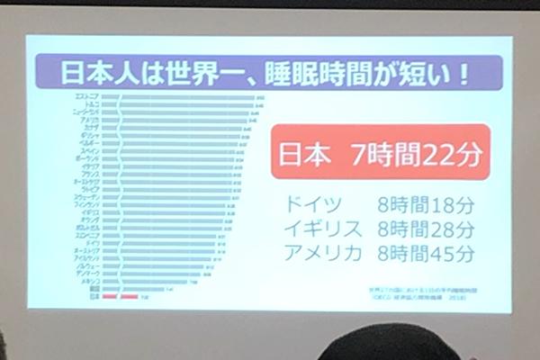 「女優 古村比呂 HIRAKU TO スイミン・スイッチ」イベントレポートVol.1 6