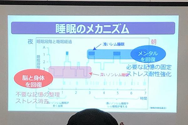 「女優 古村比呂 HIRAKU TO スイミン・スイッチ」イベントレポートVol.1 9