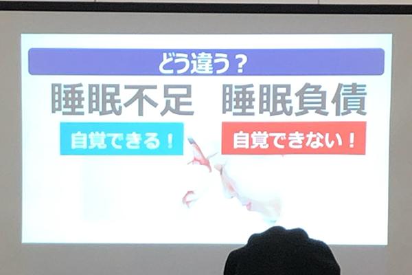 「女優 古村比呂 HIRAKU TO スイミン・スイッチ」イベントレポートVol.1 8