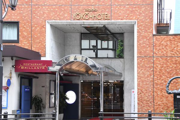 赤坂陽光ホテル1