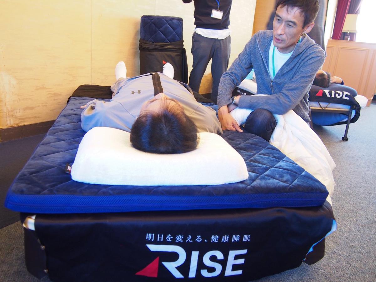「質の高い睡眠とコンディショニング」おもてなしランナー協会にて 健康睡眠セミナー開催レポート8