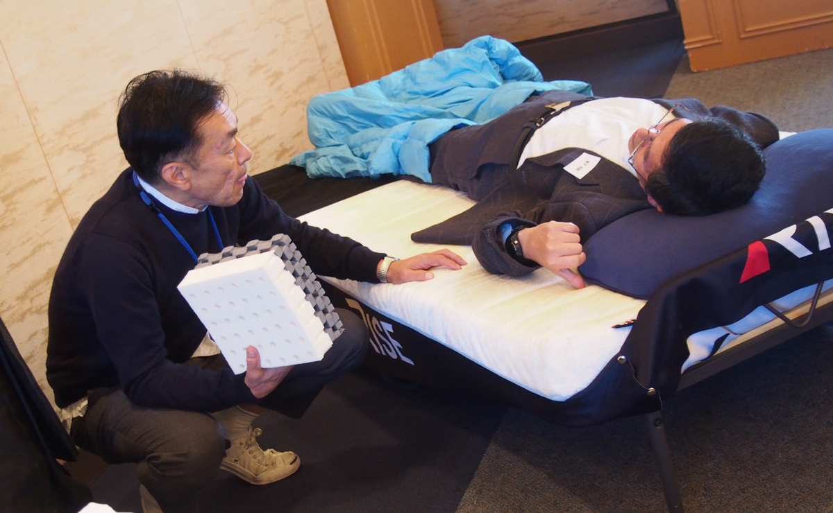 「質の高い睡眠とコンディショニング」おもてなしランナー協会にて 健康睡眠セミナー開催レポート10
