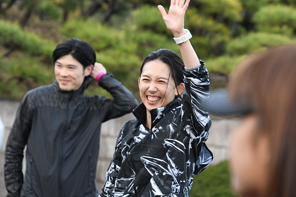 ライズTOKYO presents 睡眠セミナー&赤坂エクセルホテル東急宿泊付き皇居ラン 1