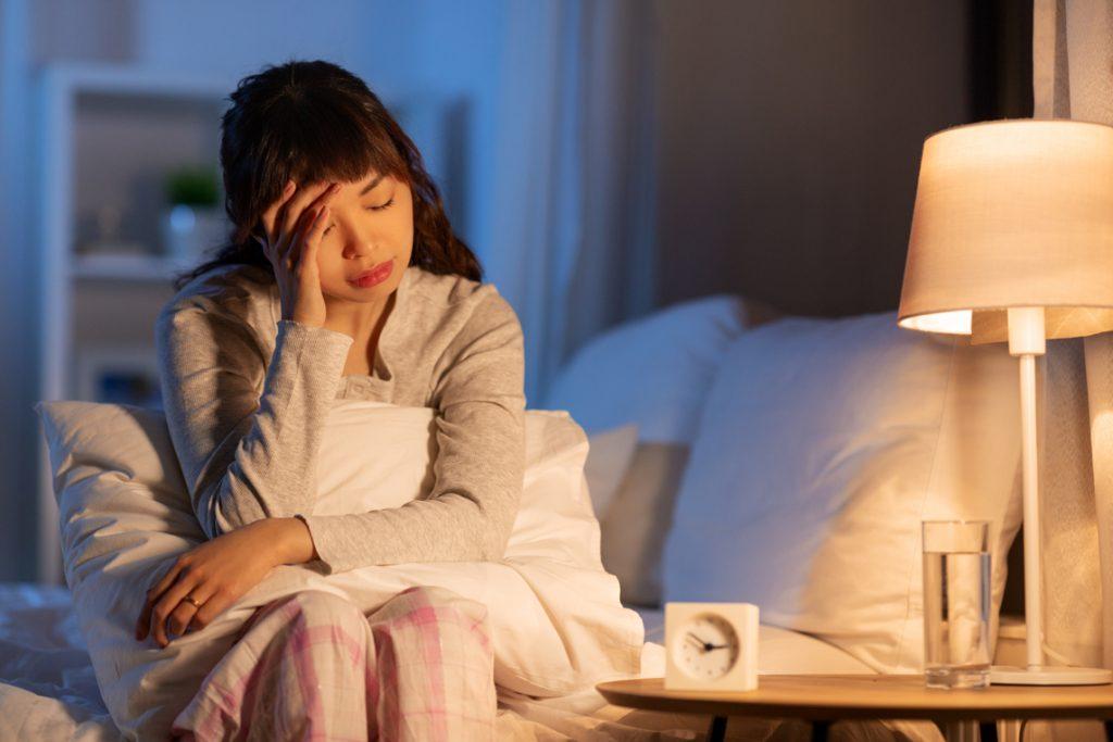 不眠症とはどんな状態?4つのタイプと快適に眠るための方法を紹介